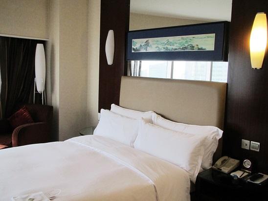 パープルマウンテンホテル 上海旅行記