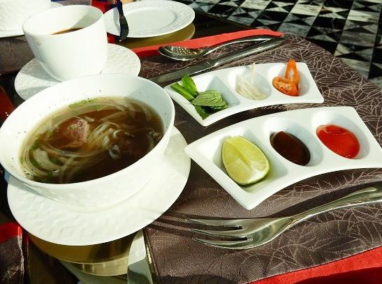 ホーチミンでベトナムのフォー3つ食べ比べ!