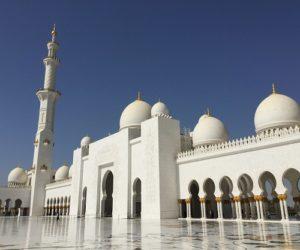【世界最大級】<br />美しすぎるシェイクザイードグランドモスク
