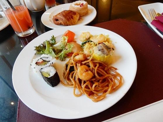 マジェスティックホテル クアラルンプール 朝食ビュッフェの口コミは?
