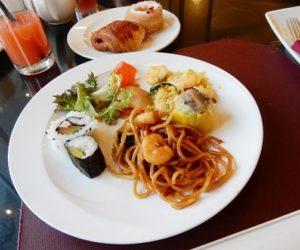 ザ マジェスティックホテル クアラルンプール<br/>朝食ビュッフェ