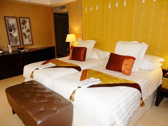 インターコンチネンタル香港の宿泊記をブログで紹介!