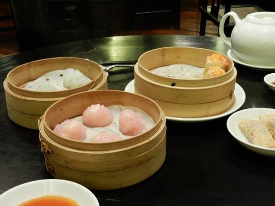 隆濤院の絶品香港飲茶!
