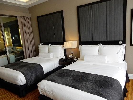 ザマジェスティックホテル クアラルンプール 宿泊記