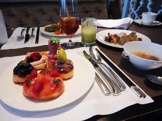 シャングリラホテル東京 朝食ビュッフェの口コミを紹介!