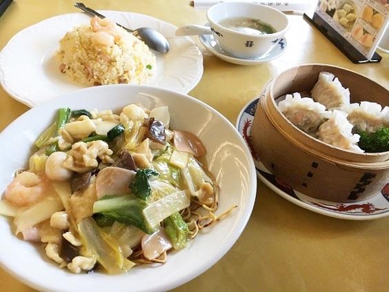 錦帯橋温泉 岩国際観光ホテルで日帰り入浴と中華ランチ!