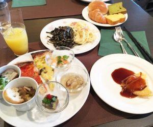 リーガロイヤルホテル広島でお得にランチビュッフェ