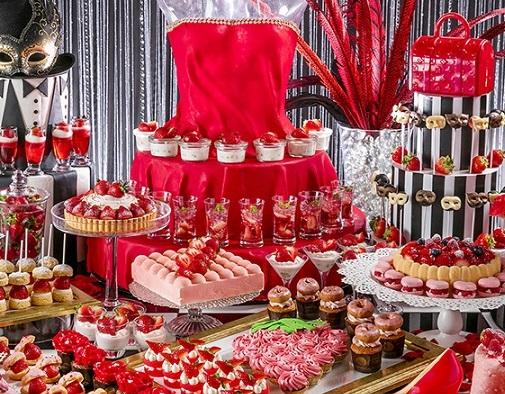 苺ビュッフェが予約できる東京千葉の高級ホテルまとめ【2019】