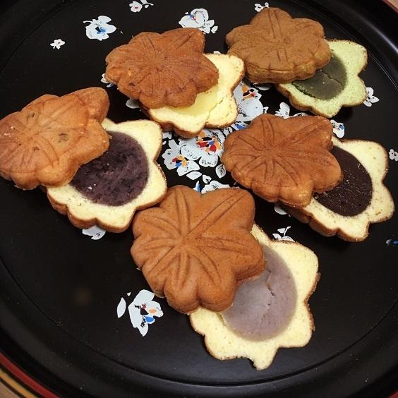 【広島土産の定番】色んな種類のもみじ饅頭を食べ比べ!
