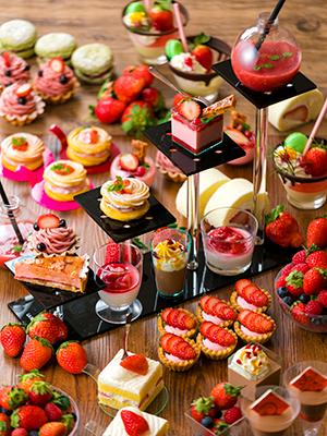 苺ビュッフェが予約できる福岡や広島のホテル一覧【2019】
