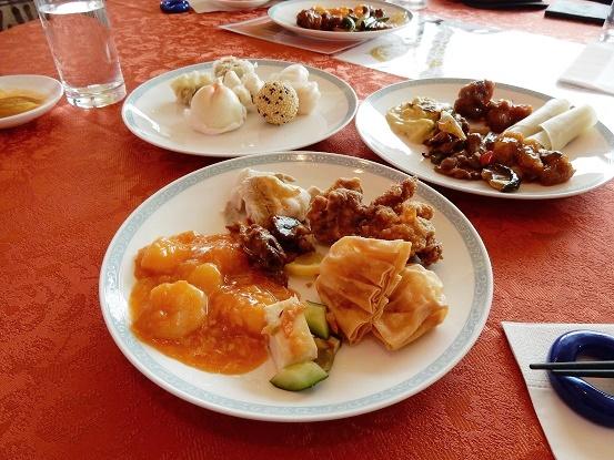 プリンスホテル広島 中華料理のランチバイキング李芳の口コミは?