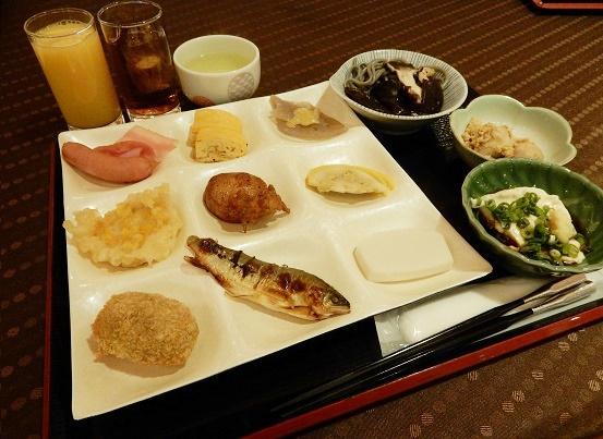 あゆの里 人吉温泉 朝食バイキングの口コミは?写真も紹介!