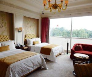 北朝鮮金正恩の宿泊ホテル・セントレジスシンガポールに泊まってみた